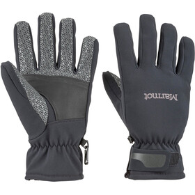 Marmot Glide Softshell Gloves black